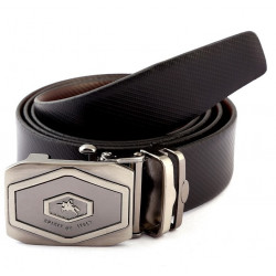 Reversible Auto Lock Leather belt