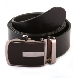 Auto Lock Stylish Leather Belt