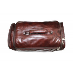 LEATHER TRAVELL BAG