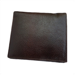 BROWN COLOUR LEATHER WALLET