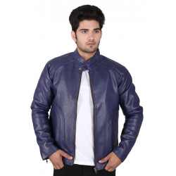 HILLER FAUX LEATHER JACKET