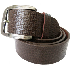 Mat Texture Leather Belt22
