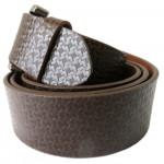 Mat Texture Leather Belt22