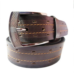 Double Stiched Stylish Leather Belt