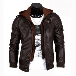 Hi-CLASS LEATHER GENTS JACKET