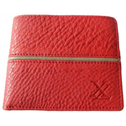 XX Leather Wallet