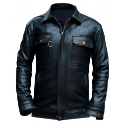 STYLISH GENTS LEATHER JACKET