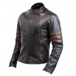 STYLISH GENTSLEATHER JACKET