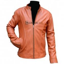 Allura Chai Leather Jacket