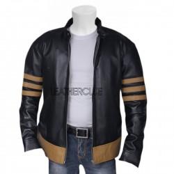 Jubilee Black Diamond Leather Jacket