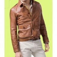 Luxianna Thyme Leather Jacket