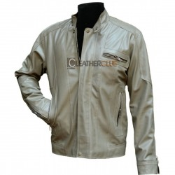 Torino Tarragon Leather Jacket